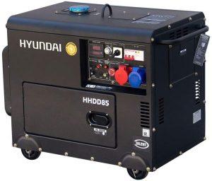 groupes electrogenes Hyundai
